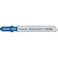"Пилочка для лобзика METABO по металлу, серия ""classic"", T118A, 51х1,2 мм, 1 шт. (623637000(1))"